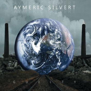 Aymeric Silvert - Guilty CD (album) cover