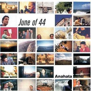 June Of 44 - Anahata CD (album) cover
