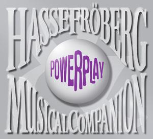 Hasse FrÖberg And The Musical Companion - Powerplay CD (album) cover