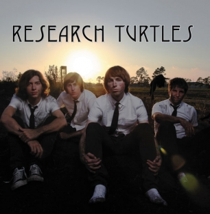 Research Turtles - Research Turtles CD (album) cover