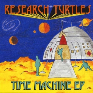 Research Turtles - Ep CD (album) cover