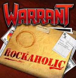 Warrant - Rockaholic CD (album) cover