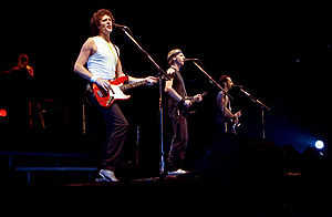 DIRE STRAITS image groupe band picture