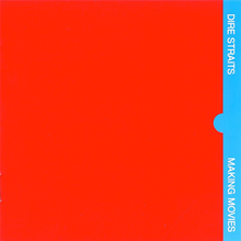 DIRE STRAITS - Making Movies CD album cover