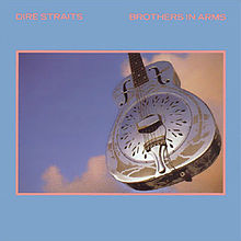 Dire Straits - Brothers In Arms CD (album) cover