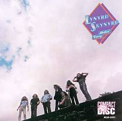 Lynyrd Skynyrd - Nuthin' Fancy CD (album) cover