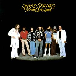 Lynyrd Skynyrd - Street Survivors CD (album) cover