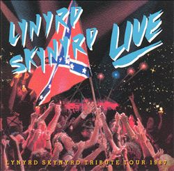 Lynyrd Skynyrd - Southern By The Grace Of God: Lynyrd Skynyrd Tribute Tour, Vol. 1 CD (album) cover