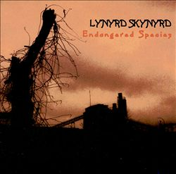 Lynyrd Skynyrd - Endangered Species CD (album) cover