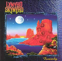 Lynyrd Skynyrd - Twenty CD (album) cover