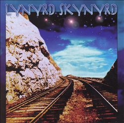 Lynyrd Skynyrd - Edge Of Forever CD (album) cover