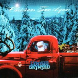 Lynyrd Skynyrd - Christmas Time Again CD (album) cover