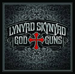 Lynyrd Skynyrd - God & Guns CD (album) cover