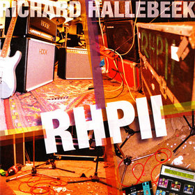 RHPII - Pain In The Jazz by RICHARD HALLEBEEK