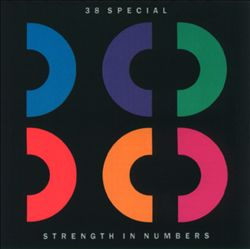 .38 Special - Strength In Numbers CD (album) cover