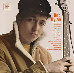 Bob Dylan - Bob Dylan CD (album) cover