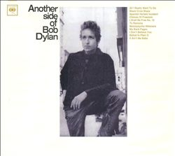 Bob Dylan - Another Side Of Bob Dylan CD (album) cover