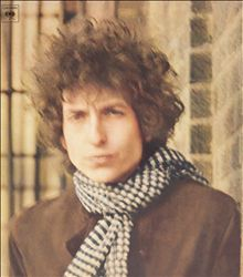 Bob Dylan - Blonde On Blonde CD (album) cover