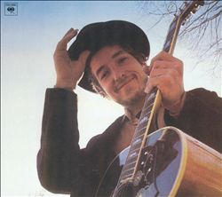 Bob Dylan - Nashville Skyline CD (album) cover