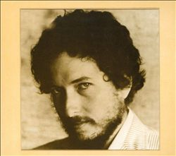 Bob Dylan - New Morning CD (album) cover