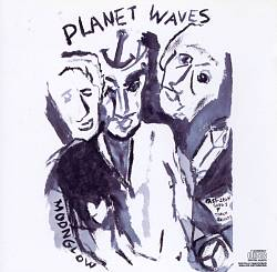 Bob Dylan - Planet Waves CD (album) cover