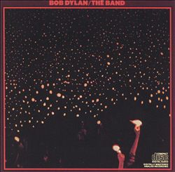 Bob Dylan - Before The Flood CD (album) cover