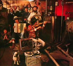 Bob Dylan - The Basement Tapes CD (album) cover