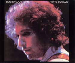 Bob Dylan - At Budokan CD (album) cover