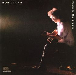 Bob Dylan - Down In The Groove CD (album) cover