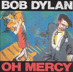 Bob Dylan - Oh Mercy CD (album) cover