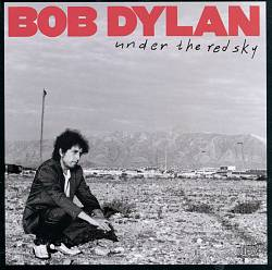 Bob Dylan - Under The Red Sky CD (album) cover