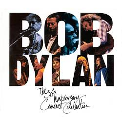 Bob Dylan - The 30th Anniversary Concert Celebration CD (album) cover