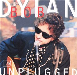 Bob Dylan - Mtv Unplugged CD (album) cover