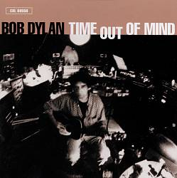 Bob Dylan - Time Out Of Mind CD (album) cover