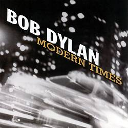 Bob Dylan - Modern Times CD (album) cover