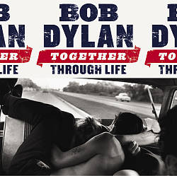 Bob Dylan - Together Through Life CD (album) cover
