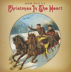 Bob Dylan - Christmas In The Heart CD (album) cover