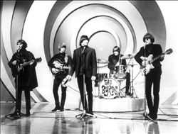 THE BYRDS image groupe band picture