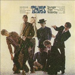 The Byrds - Younger Than Yesterday CD (album) cover