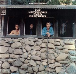 The Byrds - The Notorious Byrd Brothers CD (album) cover