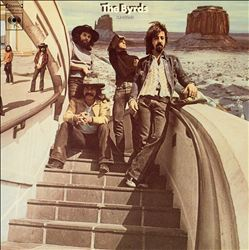 The Byrds - Untitled/unissued CD (album) cover