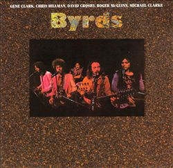 The Byrds - The Byrds [1973] CD (album) cover