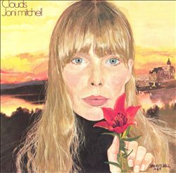 Joni Mitchell - Clouds CD (album) cover