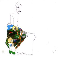 Joni Mitchell - Ladies Of The Canyon CD (album) cover