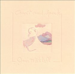 Joni Mitchell - Court And Spark CD (album) cover