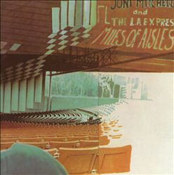 Joni Mitchell - Miles Of Aisles CD (album) cover