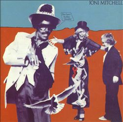 Joni Mitchell - Don Juan's Reckless Daughter CD (album) cover