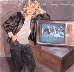 Joni Mitchell - Wild Things Run Fast CD (album) cover