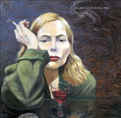 Joni Mitchell - Both Sides Now CD (album) cover