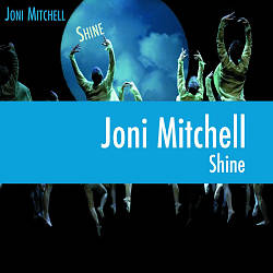 Joni Mitchell - Shine CD (album) cover